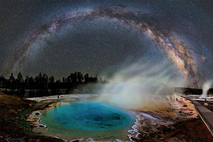 milky way galaxy beautiful photos 30 عکس های زیبا و خیره کننده از کهکشان راه شیری