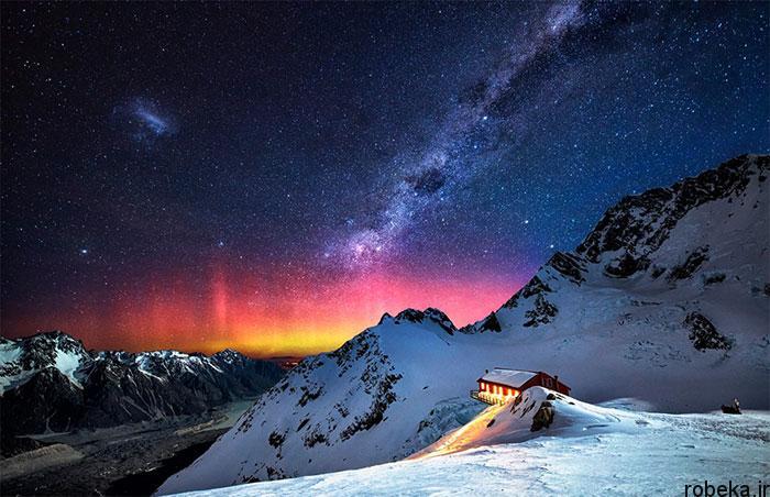 milky way galaxy beautiful photos 31 عکس های زیبا و خیره کننده از کهکشان راه شیری