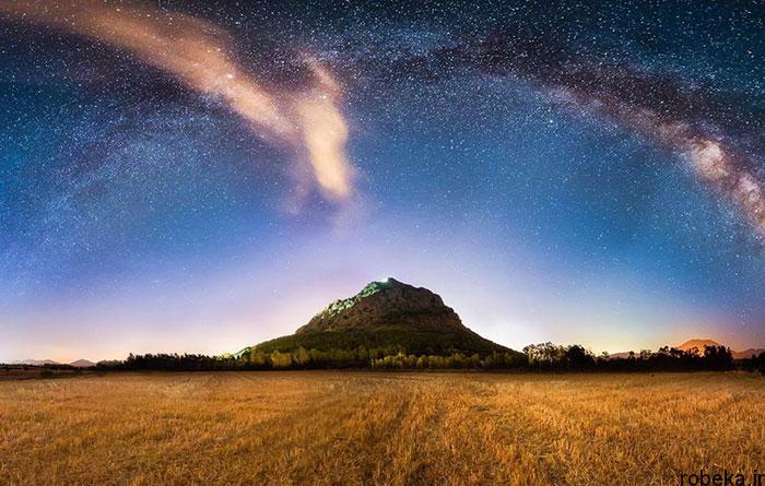 milky way galaxy beautiful photos 32 عکس های زیبا و خیره کننده از کهکشان راه شیری