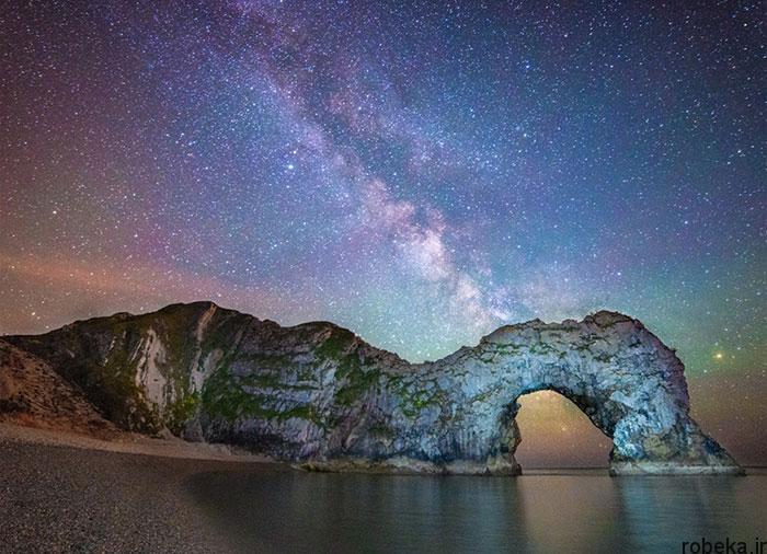 milky way galaxy beautiful photos 33 عکس های زیبا و خیره کننده از کهکشان راه شیری