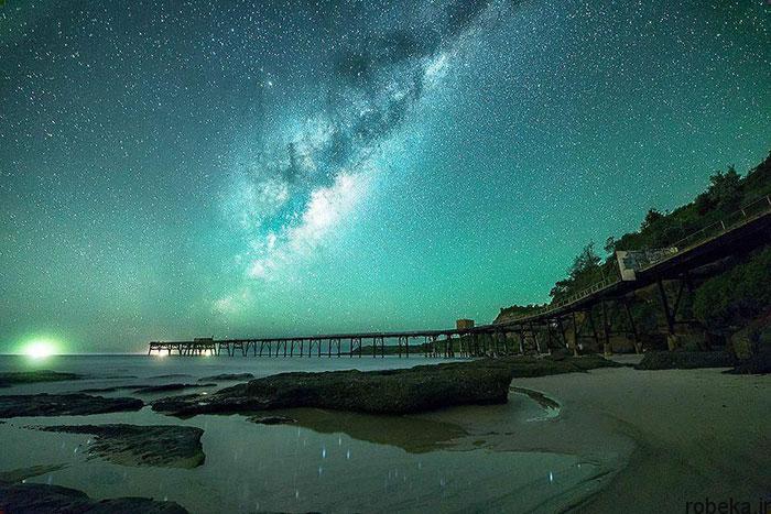 milky way galaxy beautiful photos 35 عکس های زیبا و خیره کننده از کهکشان راه شیری