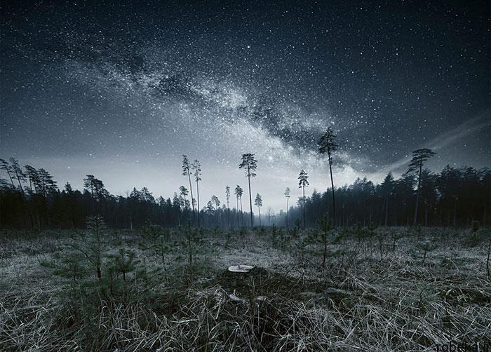 milky way galaxy beautiful photos 36 عکس های زیبا و خیره کننده از کهکشان راه شیری