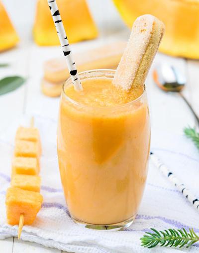 milky3 charming talebi طرز تهیه میلک شیک طالبی