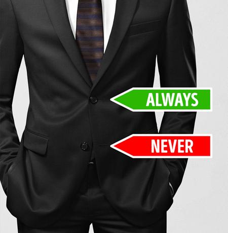 روش خوش تیپی آقایان,راهنمای پوشش آقایان