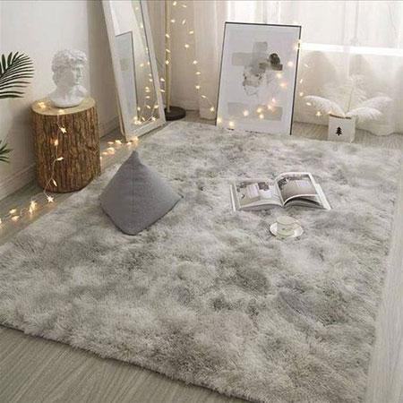 mo10507 فرش های پرزدار شیک