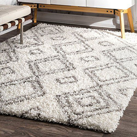 mo10509 فرش های پرزدار شیک