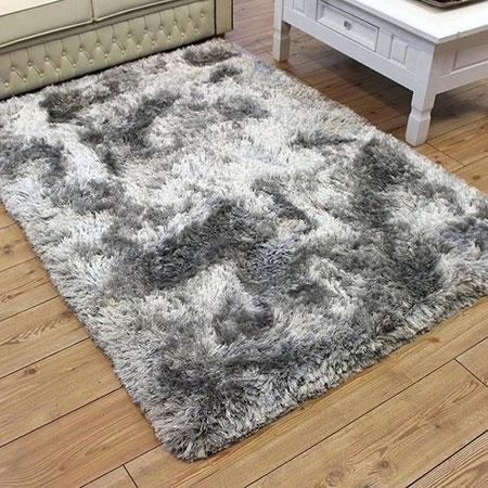 mo10518 فرش های پرزدار شیک