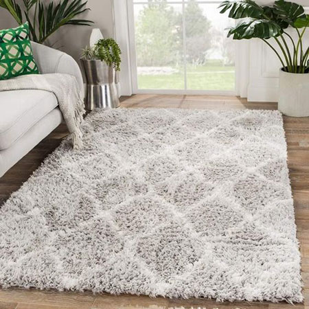 mo10520 فرش های پرزدار شیک