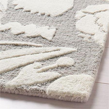 mo10524 فرش های پرزدار شیک