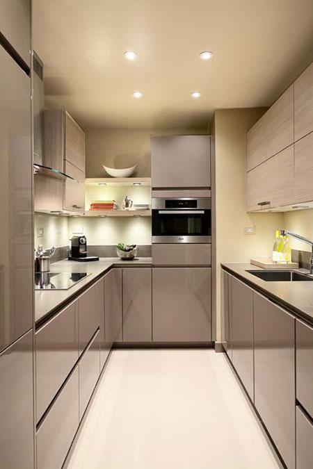 طراحی آشپزخانه کوچک,مدل آشپزخانه کوچک