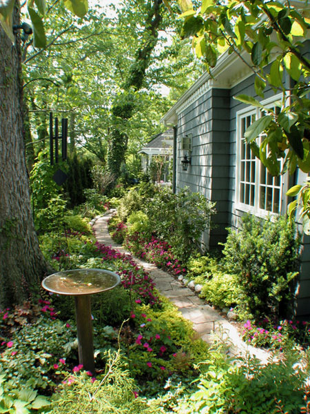 mo14388 نمونه هایی از سنگ فرش باغ و حیاط