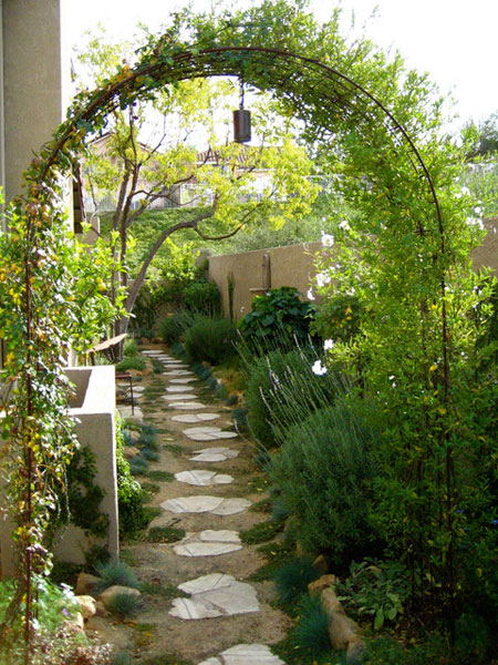 mo14391 نمونه هایی از سنگ فرش باغ و حیاط