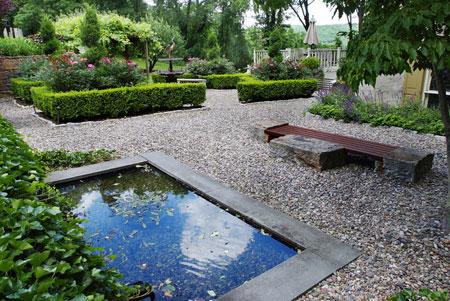 mo14394 نمونه هایی از سنگ فرش باغ و حیاط