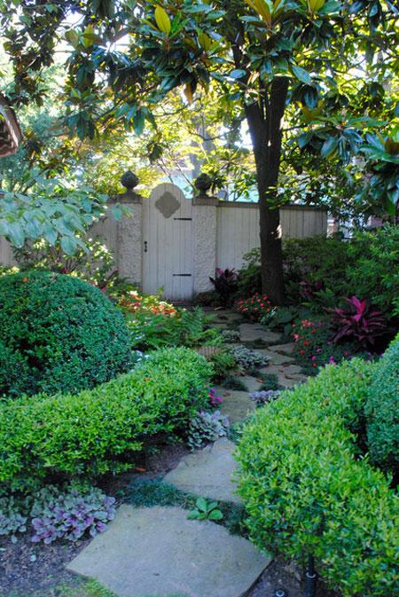 mo14396 نمونه هایی از سنگ فرش باغ و حیاط