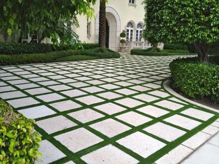 mo14398 نمونه هایی از سنگ فرش باغ و حیاط