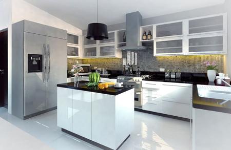 mo2186 دکوراسیون کابینت آشپزخانه