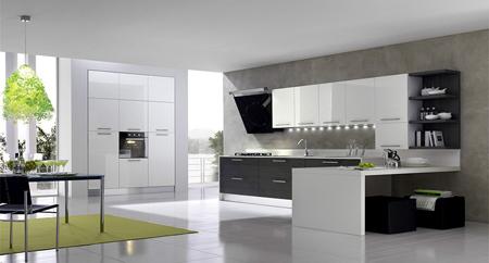 mo2191 دکوراسیون کابینت آشپزخانه