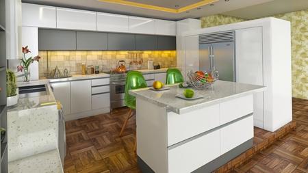 mo2193 دکوراسیون کابینت آشپزخانه