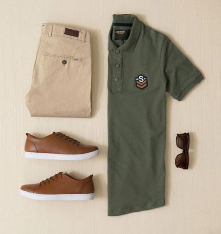 mo333 ست لباس مردانه