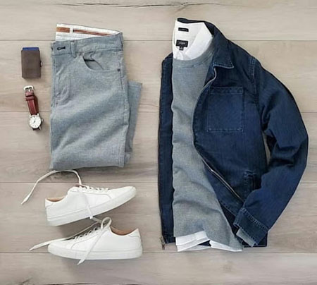 mo335 ست لباس مردانه