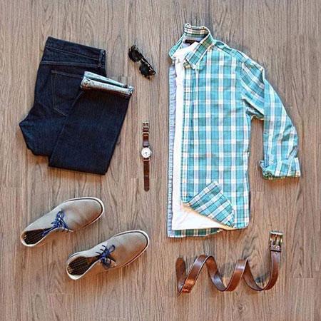 mo337 ست لباس مردانه