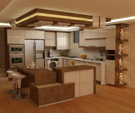 کابینت آشپزخانه,کابینت mdf