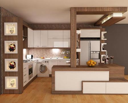 طراحی کابینت آشپزخانه,کابینت های شیک آشپزخانه