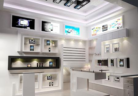 طراحی ویترین مغازه,دکوراسیون مغازه