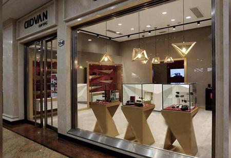 چیدمان داخلی مغازه,طراحی و دکوراسیون مغازه