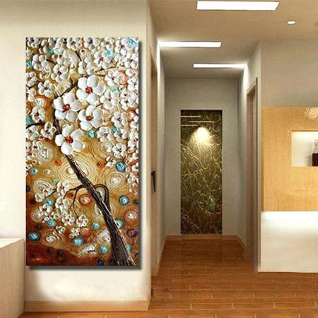 modd540 دکور خانه با تابلوهای مدرن