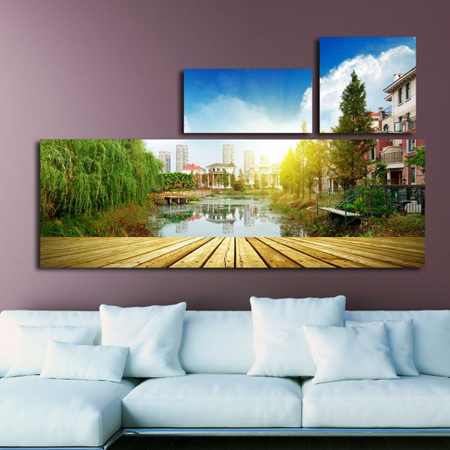 modd546 دکور خانه با تابلوهای مدرن