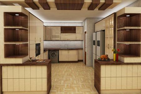 جدیدترین مدل کابینت,ایده هایی برای کابینت ام دی اف آشپزخانه