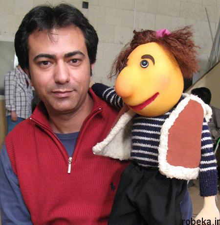 mohammad reza hedayati 3 بیوگرافی محمدرضا هدایتی؛ بازیگر، صداپیشه و خواننده ایرانی