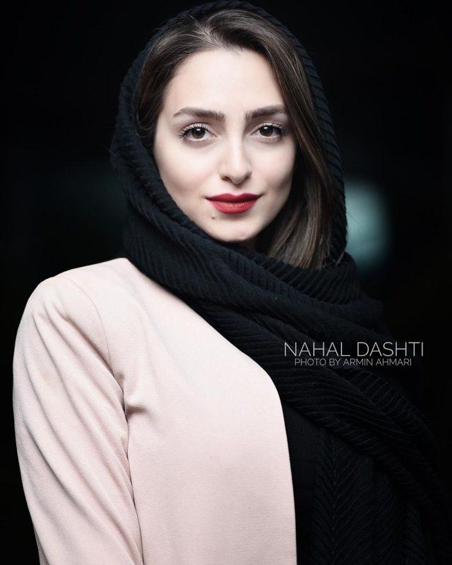 nahal dashti.3 640x800 بیوگرافی نهال دشتی بازیگر جوان ایرانی + تصاویر