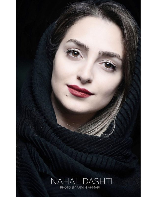 nahal dashti2 640x800 بیوگرافی نهال دشتی بازیگر جوان ایرانی + تصاویر