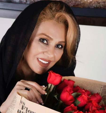 nasrin moghanloo biography11 بیوگرافی نسرین مقانلو + عکس همسر و فرزندانش