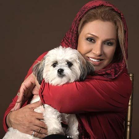 nasrin moghanloo biography12 بیوگرافی نسرین مقانلو + عکس همسر و فرزندانش