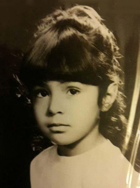 nasrin moghanloo biography15 بیوگرافی نسرین مقانلو + عکس همسر و فرزندانش