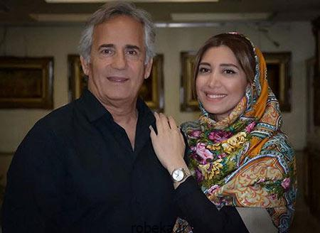 niki mozaffari 7 robeka.ir  بیوگرافی نیکی مظفری و همسرش + عکس