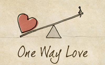 oneway love2 جملات دوست داشتن یک طرفه