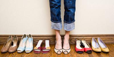راهنمای ست کردن رنگ شلوار با کفش,نحوه ست کردن رنگ شلوار با کفش
