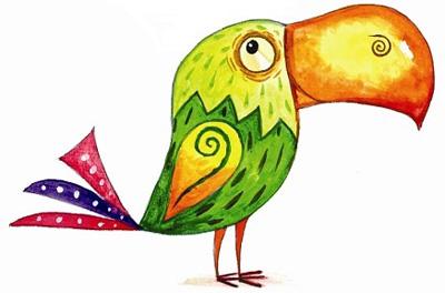 parrot5 groceries داستان طوطی و بقال