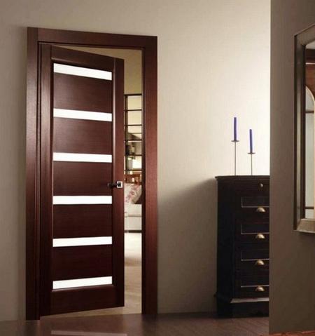مدل های در چوبی,طراحی در اتاق