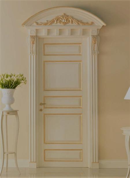 درب های جدید اتاق,مدل های در چوبی