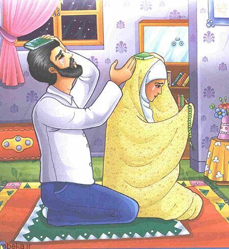 poem ghadr 01 اشعار کودکانه درباره شب قدر
