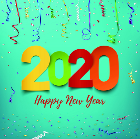 poster2020 greeting1 پوستر تبریک سال 2020