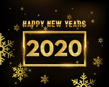 poster2020 greeting12 پوستر تبریک سال 2020