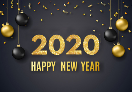 poster2020 greeting13 سال نو میلادی 2020
