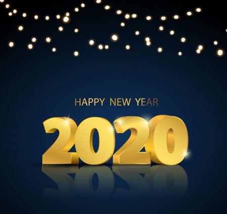poster2020 greeting3 پوستر تبریک سال 2020