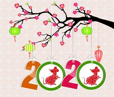 poster2020 greeting4 پوستر تبریک سال 2020